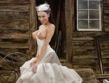 Mia Isabella Shemale Wedding