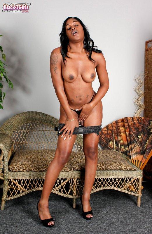 Jayla Foxx Nude