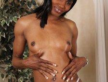 Black Tgirls Big Thick Dick Under Dress