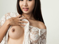 Lovely Ladyboy Makes Your Dreams Come True
