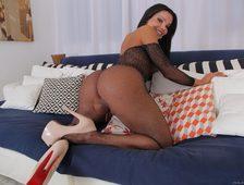 Dominique Charre Banging Body Brazilian Tgirl