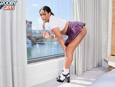 Selene Santos Sexy Texas Lollipop Tgirl