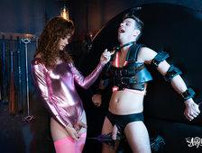 Nicole Knight Sexy Tgirl Kinky Dungeon