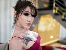 Lena Moon Hot Tgirl Trans Angels Hardcore