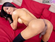 Aris Fit Firm Sexy Pattaya Ladyboy