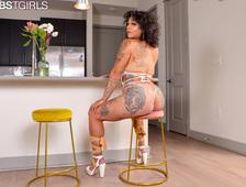 Aryanna Hot Big Booty Texas Latina Tgirl