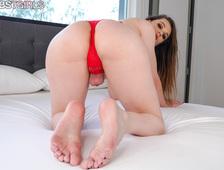 Nicole Knight Sexy Bedroom Strip Tgirl