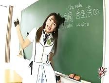 Karina Shiratori Shemale Japan School