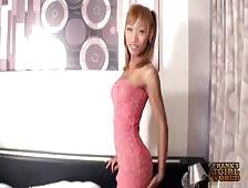 Tight Dress Cock Ladyboy