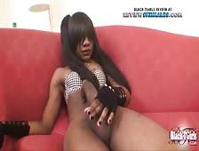 Emma Big Black Shemale cock