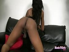 Treasure Black Tgirl Beauty