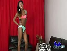 Diamond Kutz Tall Black Shemale Beauty