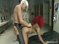 Danni Daniels Punky Shemale Hardcore