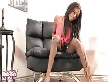 Estella Nicole Sexy Black Shemale