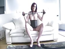 Aurora Summers Shemale Submissive