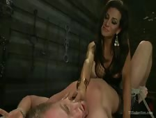 Jaquelin Braxton Tranny Domination