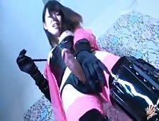 Rina Shinoda Mistress Newhalf