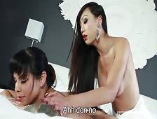 Venus Lux Naughty Sex Massage With Foxxy