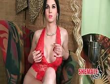 Sexy American Latin Shemale Mayland