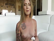 Athena Addams Behind The Scenes Pure TS