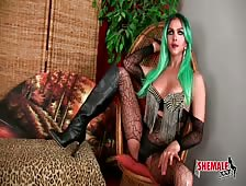 Jenna Tales Future Shemale Pornstar