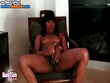 Megan Porter Killer Sexy Black Shemale