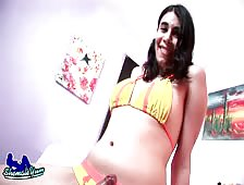 Bikini Cutie Sarah Webb Shemale Yum