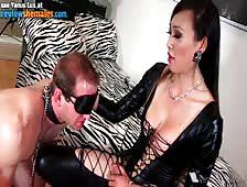Venus Lux Dominates Slave