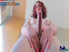 Anastasia Coxx Hot Shemale Big Cock Babe