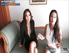 Ladyboy Amy Interviews Famous Sexy Kate