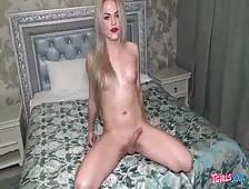 Victoria Mazhevski Sexy Moscow Tgirl