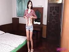 Long Legs Girl Next Door Ladyboy