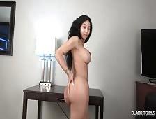 Megan Snow Hot Black Tgirl Booty Babe