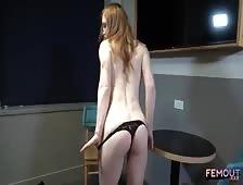Lucy Fire Sweet Ass Tgirl Babe