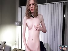 Lewd Miss Penny Hot Tgirl Cock Playing