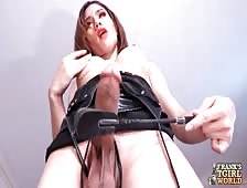 Miriam Sweet Cock Horny Asian Transsexual