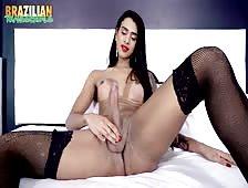 Big Cock Sexy Julia Alves Tgirl Superstar