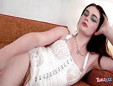 Viola Costa Portland Tgirl Hot Booty