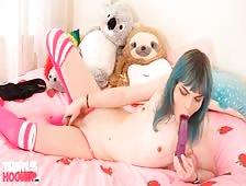 Daisy Chainsaw Hot Sex Machine Tgirl