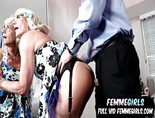 Horny Mature Crossdresser Jeanne Hotel Sex