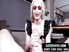 Ryne Stone POV Hardcore Tgirl Sex