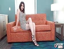 Asia Belle Dildo Play Tgirl